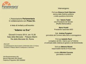 20140306_InvitoParlamentaria